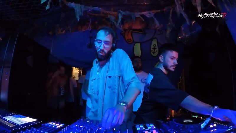 Rafa Barrios - Live @ El Row x Amnesia Ibiza [20.08.2019]