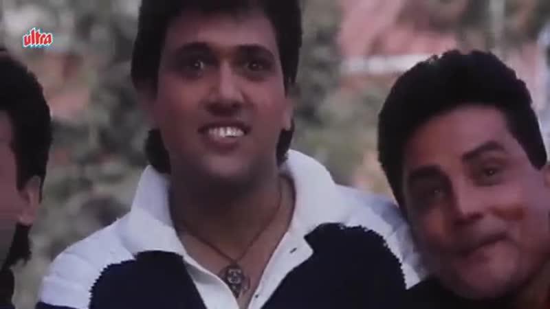 Divya Bharati Govinda dance song Gori Gori O Banki Chhori Movie Shola Aur Shab