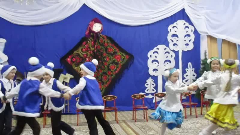 мастер класс в 378 детском саду Русское чудо сибирские валенки 0375