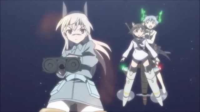 Strike Witches Night Witches