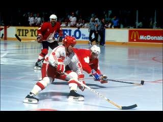 История 36. Хоккей. Кубок Канады-1987. Финал. СССР - Канада. Второй матч.
