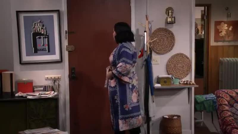 Деми Ловато в роли Дженни в новом эпизоде сериала «Уилл и Грейс»,