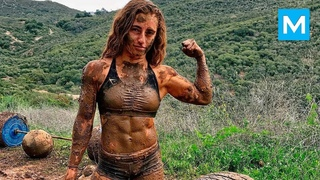 Craziest Fitness Girl - Demi Bagby | Muscle Madness