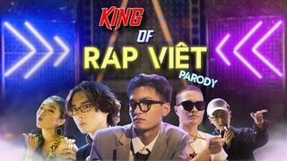 [Nhạc chế] King Of RAP VIỆT (Dynamite - BTS Parody) | MiNi Anti