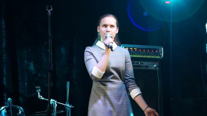 Бута Арина - кастинг, рассказ о себе, вокал