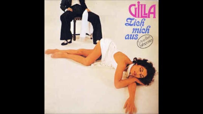 Gilla, Kein Mann weit und breit, No woman no cry Zieh mich aus LP 1977
