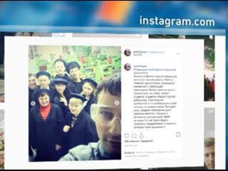 Омский преподаватель зазывает первокурсников на пары в instagram