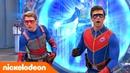 Опасный Генри   Время супергероя!   Nickelodeon Россия