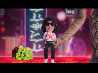 Big Baby Tape и Паша Техник в рекламе МТС NR