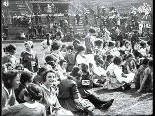 Athletic Cinema Girls Aka Gymkhana In Aid Of  (1919)