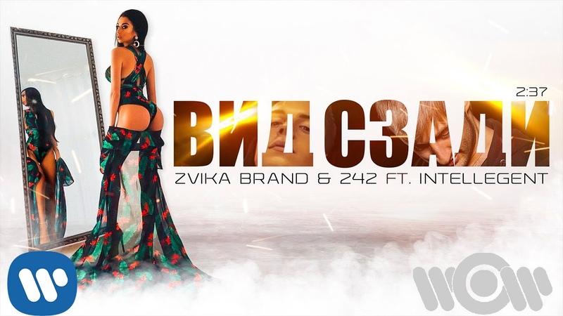 Zvika Brand 242 ft INtellegent Вид сзади Official Video