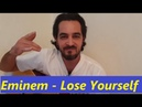 Eminem Lose Yourself Arseny Mamonov guitar cover мой кавер на гитаре