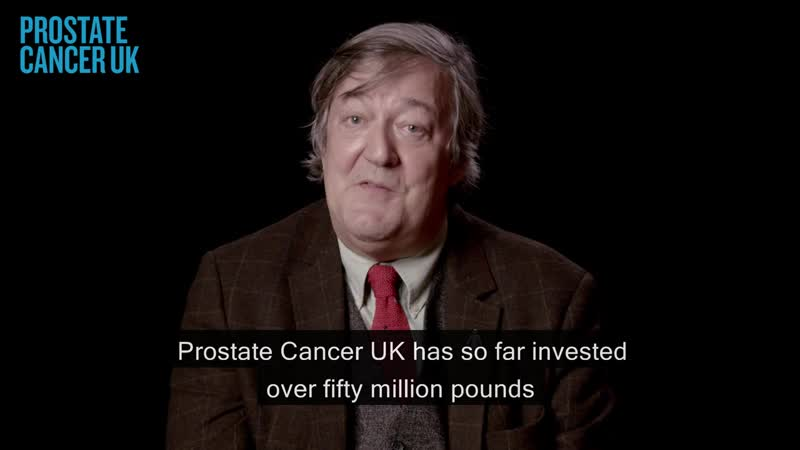 Stephen Fry ¦ Men, we are with you