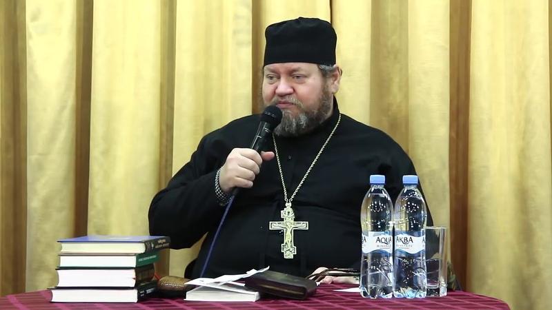 Удивительная история про св. Иоанна Кронштадтского. (отец Олег Стеняев)