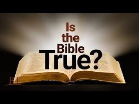 CHUCK MISSLER Is the Bible Real