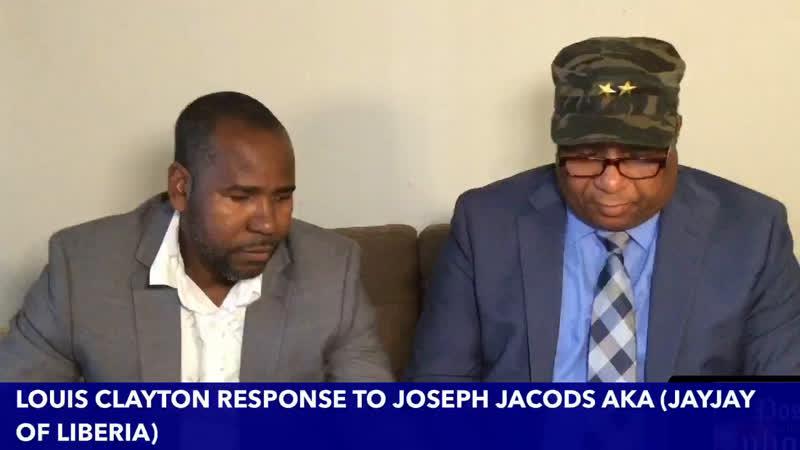 LRTN full coverage of Louis Crayton rebuttal to Joseph Jacobs aka Jayjay of Liberia tomorrow Host Joseph Anderson
