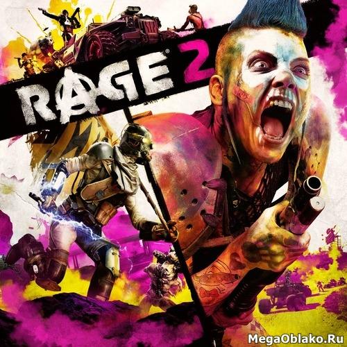 Rage 2 [v 1.09u4 + DLCs] (2019) PC | Repack от xatab