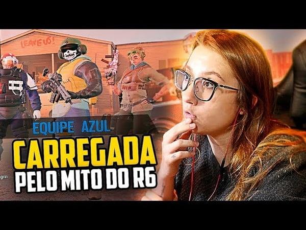 FOMOS CARREGADOS PELO MITO DO RAINBOW SIX