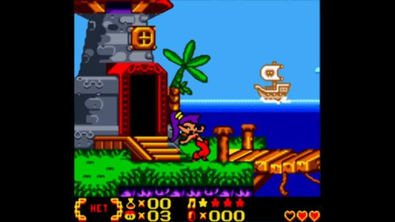Shantae dance