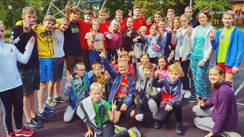 Пловцы из Серпухова вернулись из спортивного лагеря «Искра»