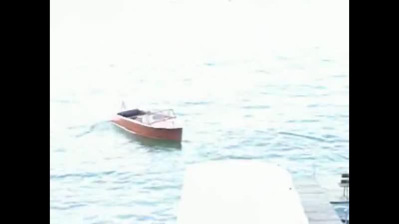 Лодка 2007 Boat реж. Дэвид Линч короткометражка
