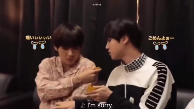 Jin s soft and gentle voices