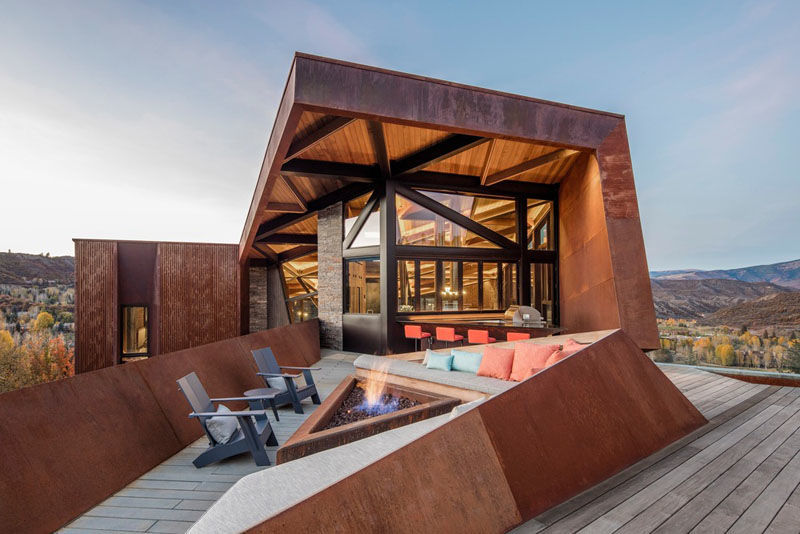 Шикарный дом в Колорорадо, США