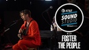 Foster The People Perform 'Don't Stop', 'Next To Me', Brings Out The Knocks