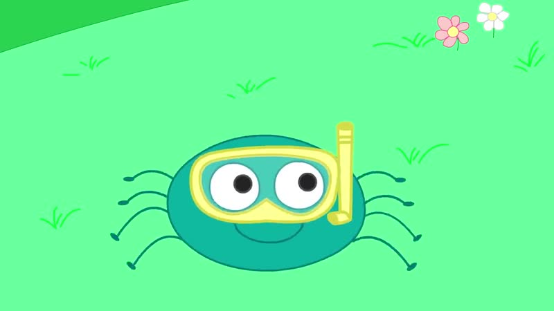 ITSY BITSY SPIDER Song for Children