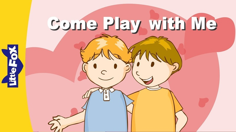 Come Play with Me Friendship Little Fox Animated Stories for Kids