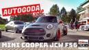 Tuning Car Awards 2019 Суздаль - тюнинг самый расширенный tuning Mini Cooper JCW F56. AutoGoda Live