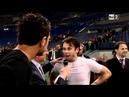 Zlatan Ibrahimovic kicks Antonio Cassano in the face