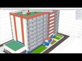 Renga Architecture | Structure | MEP. Проект многоэтажного жилого дома АР | КЖ | ВК.