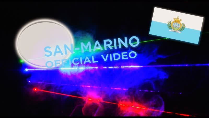 SHAED - Trampoline - San-Marino - Official Video - SongVision 2013