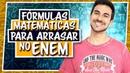 As Fórmulas de MATEMÁTICA mais importantes para o ENEM | Geometria Funções Etc.