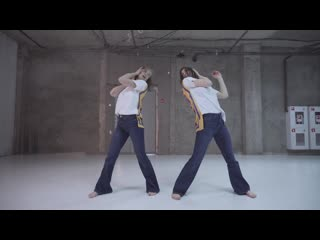 Vyatina & shtan choreo | pussycat dolls don't cha | dance fabrika