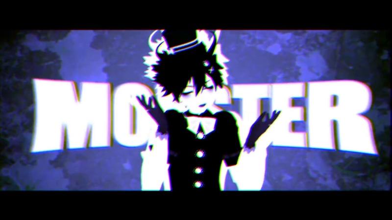 MMD x BATIM ♦ Monster ♦
