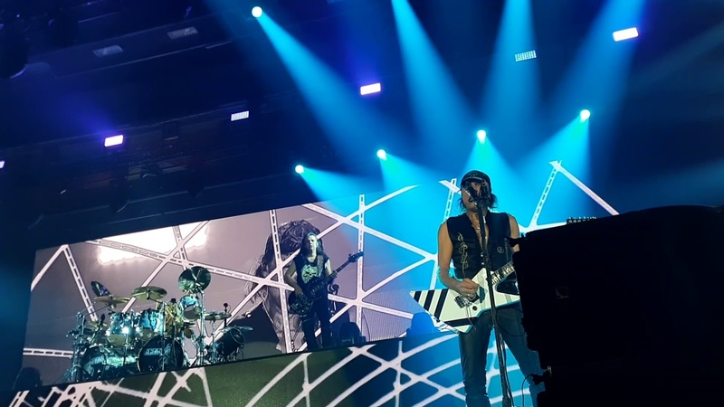 Scorpions The Zoo Live in Voronezh 2019