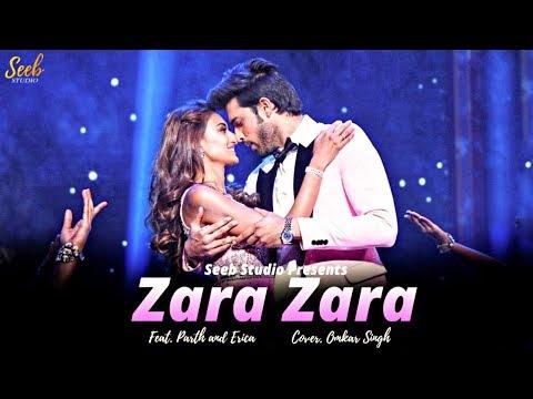 Parth and Erica VM   Zara Zara Behekta Hai   RHTDM   AnuPre   Sad Cover 2019