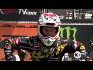 MXGP/MX2 2019. Этап 15 - Гран-При Италии. Первые гонки