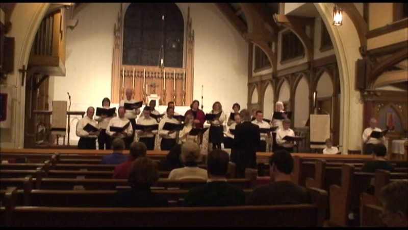 For the Time Being: A Christmas Oratorio by W.H. Auden -- St. Peter's Cultivators, December 14, 2007