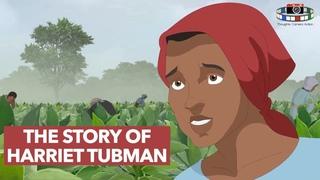 1849 Harriet Tubman Underground Railroad Animation