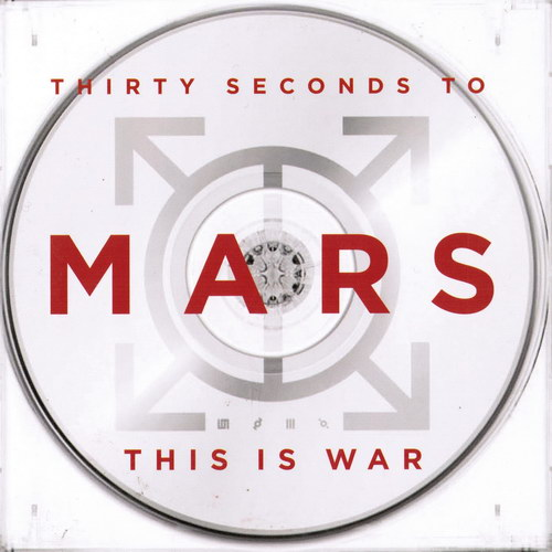 30 Seconds To Mars - This Is War (CD Single)