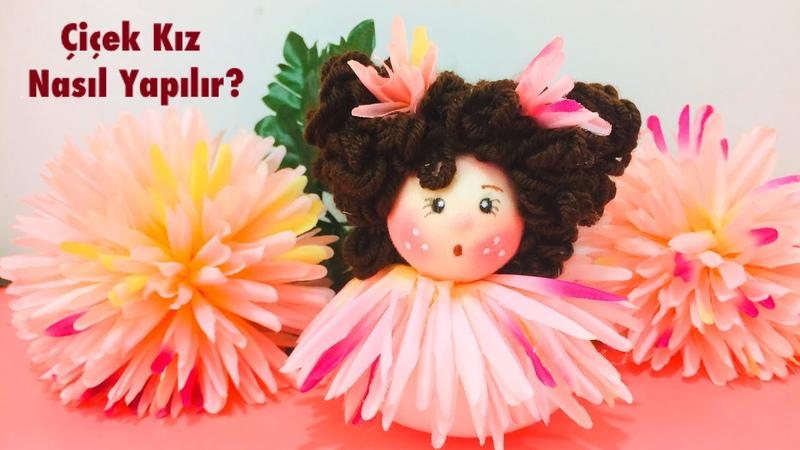 Bebekli Lavanta Kesesi Yapımı -Sachet Doll Fast, easy and beautiful-KENDİN YAPDIYRECYCLEİDEA