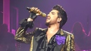 Queen Adam Lambert MSG 1 - In The Lap of the Gods/Somebody To Love 08-06-2019