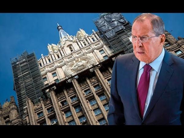 Эффект разорвавшейся бoмбы в МИД РФ резолюция Европарламента разрушила планы Кремля