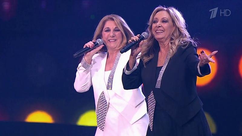 Baccara Cara Mia Легенды ретро FM 2017 ЧИСТЫЙ ЗВУК