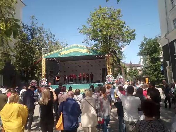 Deventer Hanze Zangers in Pskov 29 06 2019