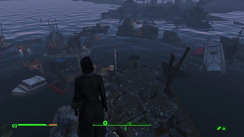 Boadicea Фанвидео по Fallout 4