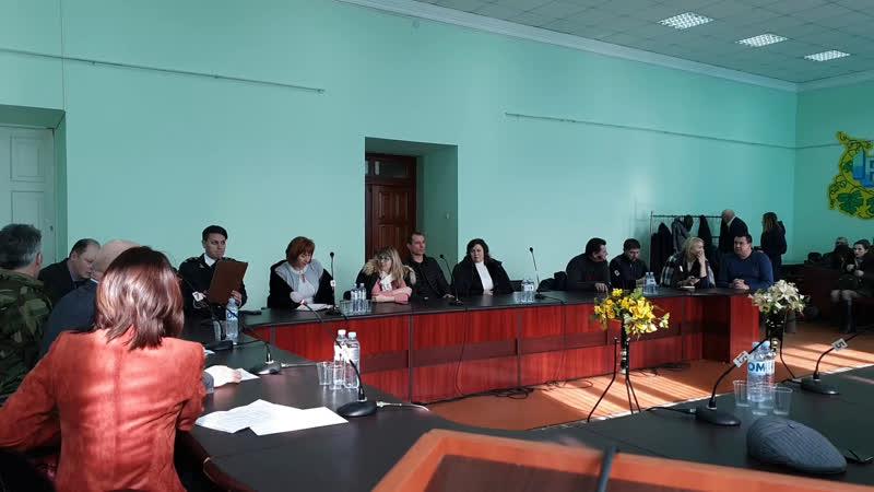 Встреча министра обороны РМ Виктора Гайчука с активом района Тараклия Live TUK